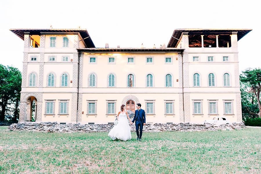 Matrimonio a Città di Castello